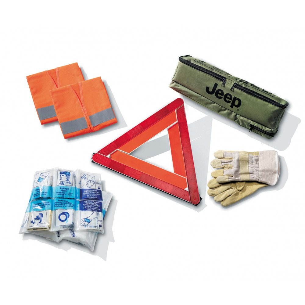 jeep first aid kit - renegade - auto zubehör