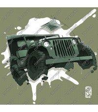 Jeep Wyllis MB, 1942