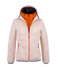 ORANGE WOMEN'S JEEP PADDED TECHNICAL JACKET