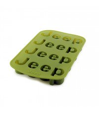 GREEN SILICONE JEEP ICE MOULD