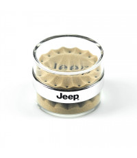 PMMA JEEP HOURGLASS/NEUTRAL COLOUR SAND