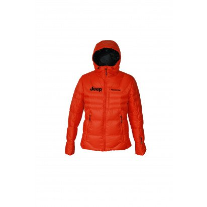 ORANGE MEN'S JEEP PADDED TECHNICAL JACKET
