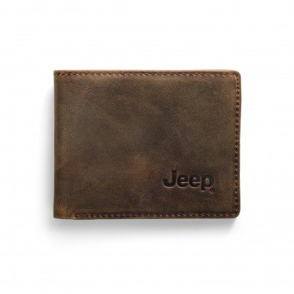 Jeep Leather Wallet