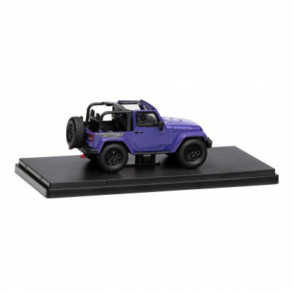 Jeep Wrangler Winter Edition 1:43