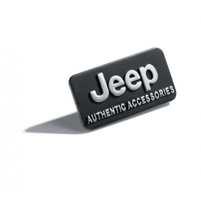 BADGE -JEEP AUTHENTIC ACCESSORIES-