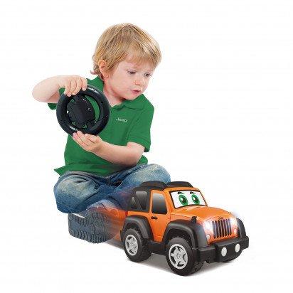 Macchinina telecomandata Jeep