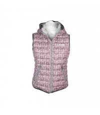 SLEEVELESS WOMEN'S JEEP QUILTED JACKET