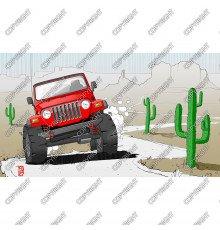 Jeep TJ, 1996