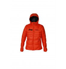 DAUNENJACKE HERREN JEEP ORANGE TECHNO