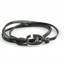 LEATHER WRISTBANDS KIT