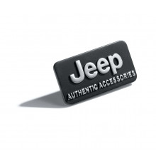 Badge -Authentic Jeep emblem-