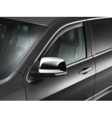 AIR DEFLECTORS FOR FRONT WINDOWS