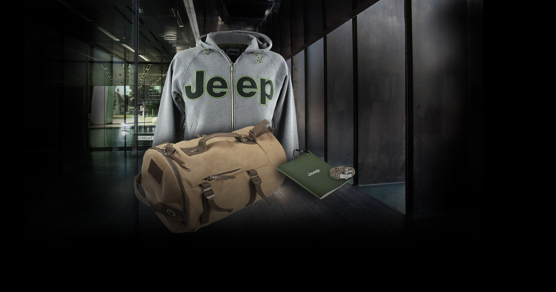 Offiziell Jeep Online Store